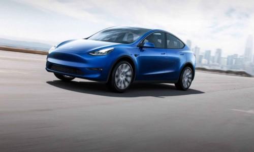 Verrassing! De Tesla Model Y levering is begonnen