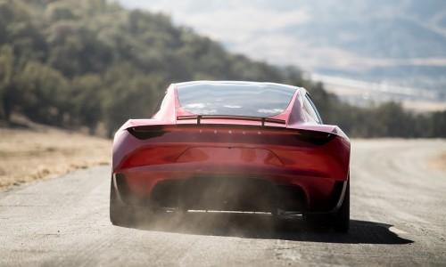 Filmpje: zo voelt het om te accelereren in de Tesla Roadster