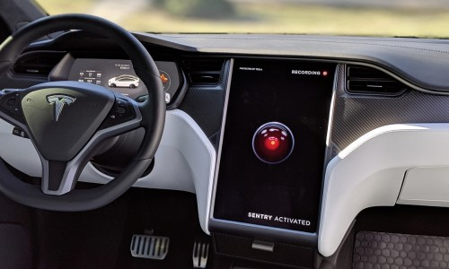 Sentry Mode bewaakt nu ook de Tesla Model S en Model X