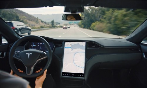 De grote Tesla V10 software update: dit zijn de hoogtepunten