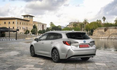 De nieuwe Toyota Corolla is super zuinig én praktisch