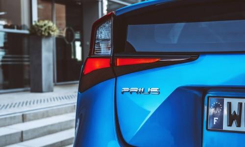 Krijgt de nieuwe Toyota Prius een waterstofmotor?