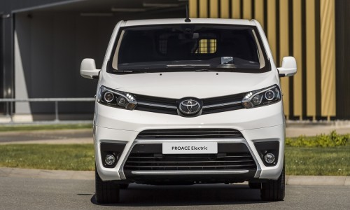 Toyota PROACE Electric: dit zijn alle modelvarianten