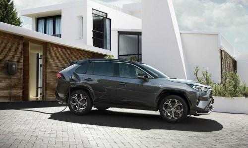 Nieuwe Toyota RAV4 Plug-in Hybrid topversie nu beschikbaar bij ActivLease!