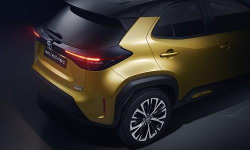 Dit is de Toyota Yaris Cross: nieuwe SUV en Toyota's volgende verkooptopper?