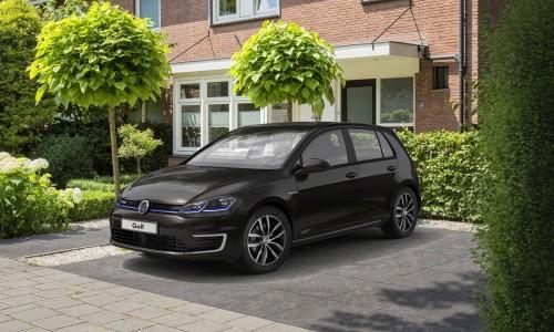 Vijf redenen waarom de Volkswagen e-Golf de ideale zakenauto is