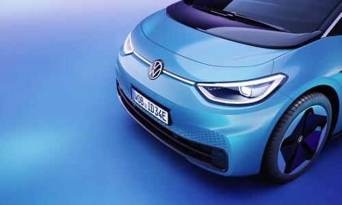 Volkswagen ID.3 heeft superslimme koplampen met een knipoog
