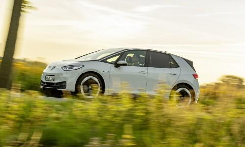 Volkswagen ID.3 leasen met een trekhaak, kan dat?