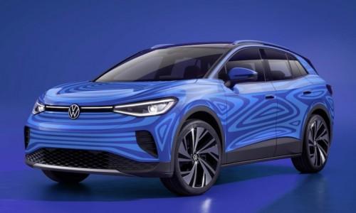 Volkswagen ID.4 elektrische SUV onthuld