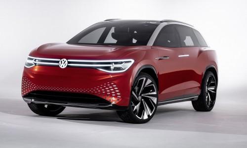 Volkswagen ID Roomzz is het Duitse antwoord op de Tesla Model X