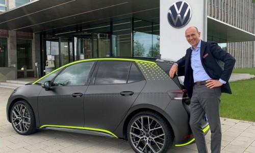 Volkswagen ID X: bliksemsnel prototype met ruim 300 pk onthuld