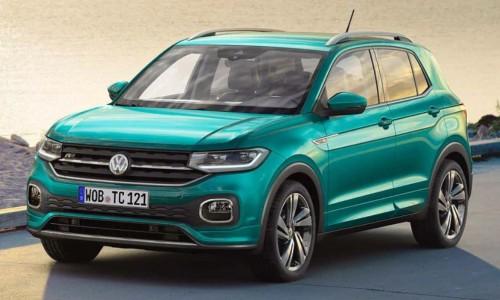 Compacte SUV Volkswagen T-Cross vanaf voorjaar 2019 in Nederland