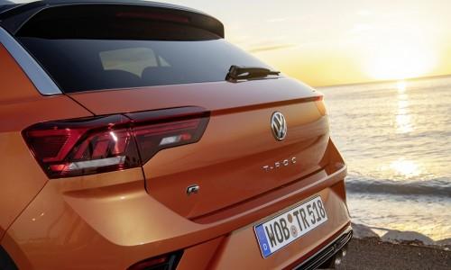 Volkswagen T-Roc R komt terug uit de sportschool met 300 pk