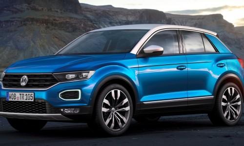 Volkswagen T-Roc leaseprijzen bekend bij ActivLease