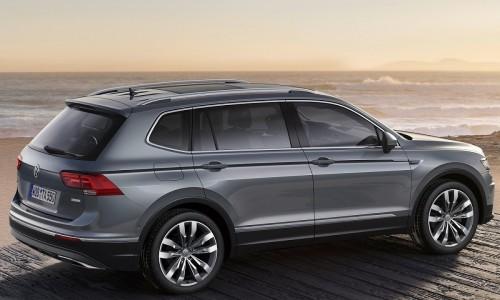 Volkswagen Tiguan Allspace krijgt twee sterkere TSI motoren
