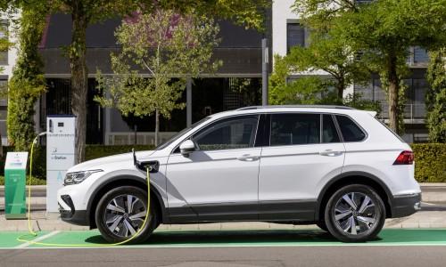 Volkswagen Tiguan eHybrid: 245 pk sterke plug-in hybride nu te bestellen