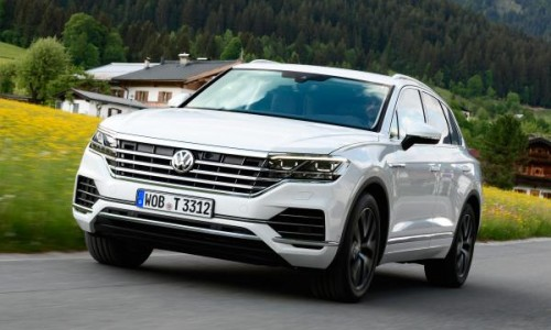 Volkswagen Touareg 2018 testrit video. Lease hem bij ActivLease!