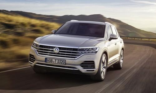 In beeld: de nieuwe Volkswagen Touareg. Deze zomer al te leasen bij ActivLease!