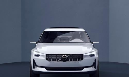 Nieuwe Volvo V40 krijgt een volledig elektrische variant