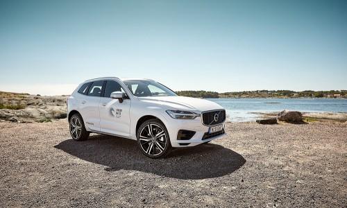 'Volvo leaseauto's bestaan vanaf 2025 voor een kwart uit gerecycled materiaal'