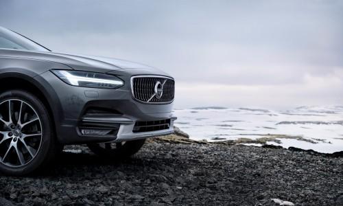 Nu beschikbaar om te leasen: de Volvo V90 Cross Country