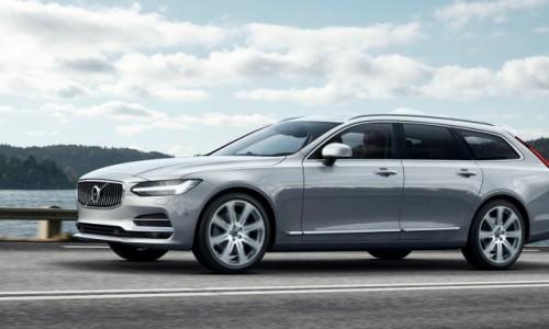 Volvo V90 en S90 halen hoogste Euro NCAP score