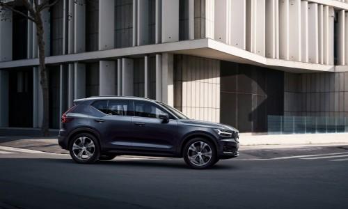 Volvo XC40 vanaf nu te leasen met meer vermogen en luxe