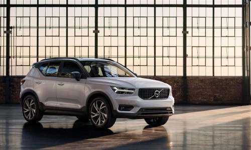 Volvo XC40 te leasen als Intro Edition: meer luxe voor vroege bestellers