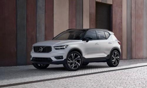 De Auto van het Jaar 2018 is... De Volvo XC40! Lease de SUV bij ActivLease