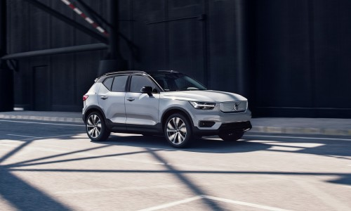 Volvo XC40 Recharge is een krachtpatser in vermomming