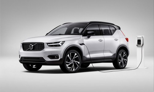 Plug-in hybride Volvo XC40 Twin Engine vanaf december leverbaar