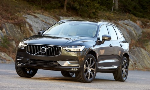 Volvo XC60 is de veiligste leaseauto bij crashtest Euro NCAP