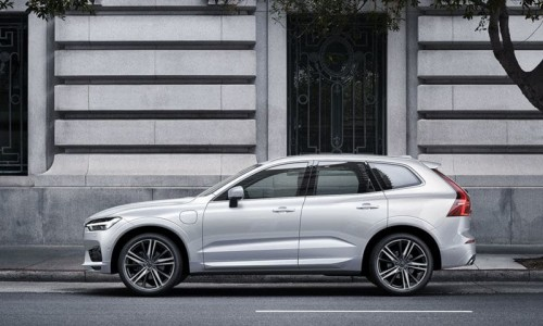 Volvo XC60 World Car of the Year lease je bij ActivLease