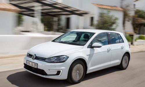 Review: Autovisie positief over Volkswagen e-Golf 2017
