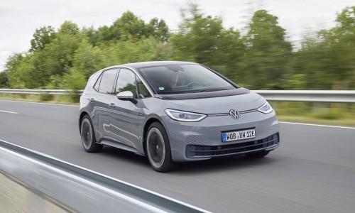 Volkswagen ID.3 met Lane en Travel Assist: minder stress, meer veiligheid