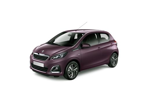 Peugeot 108 1.0evti top! allure 53kW