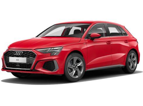 Audi A3 sportback 35tfsi 150pk S Edition