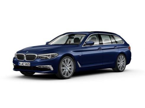 BMW 5-touring 520d Mild Hybrid Executive Edition - STANDAARD RIJK UITGERUST!