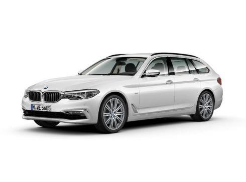 BMW 5-touring 520i Mild Hybrid Executive Edition - STANDAARD RIJK UITGERUST!