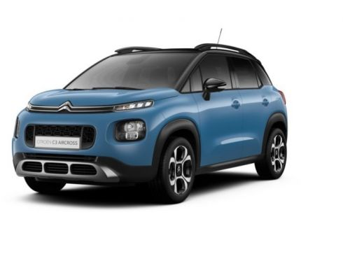 citroen c3 aircross 1 6 bluehdi 73kw shine operational lease vanaf 458 activlease. Black Bedroom Furniture Sets. Home Design Ideas