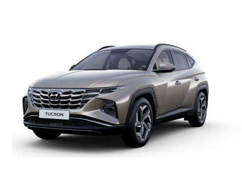 Hyundai Tucson 1.6tgdi Mild Hybrid 150 PK Premium automaat