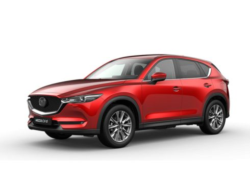 Mazda CX-5 2.2 SKYACTIV-D 150 Business Luxury automaat