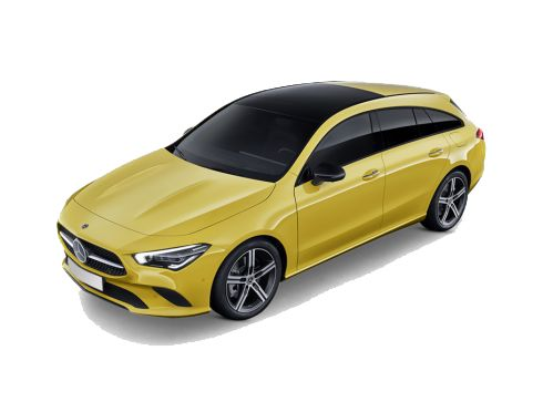 Mercedes-Benz CLA Shooting Brake 200 DCT Business Solution AMG