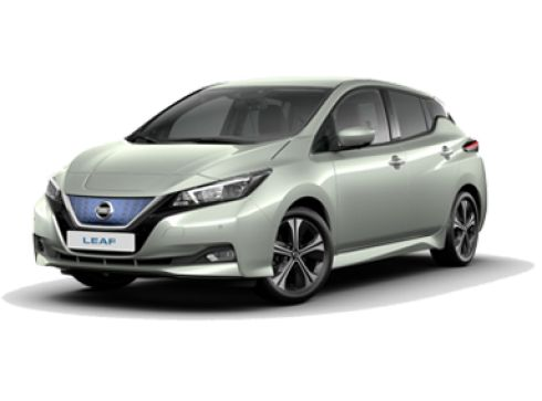 Nissan Leaf 40kWh N-Connecta, incl. Intelligent Around View Monitor