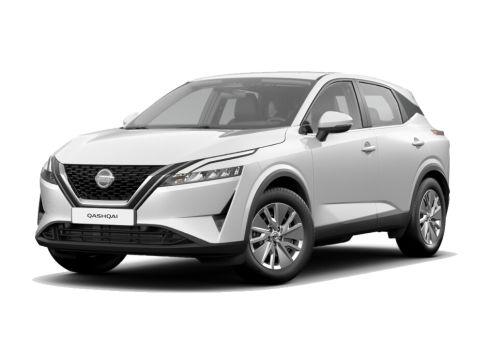 Nissan Qashqai 1.3 Mild-Hybrid 140 Visia