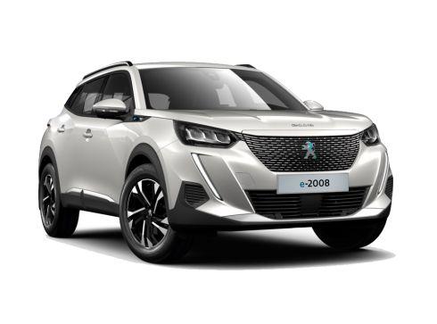 Peugeot 2008 50kWh EV Allure Pack INCL. 3D INSTRUMENTENPANEEL