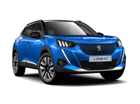 Peugeot 2008 50kWh EV GT INCL. STOELVERW. + ADAPTIVE CRUISE CONTROL