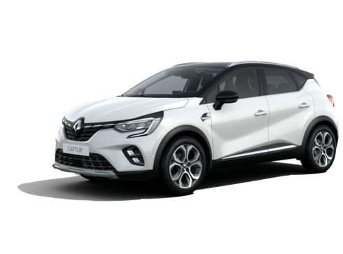 Renault Captur TCe 100 Edition One, Blanc Nacré + Easy Life Pack