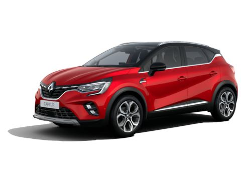 Renault Captur TCe 100 Edition One, Rouge Flamme + Easy Life Pack