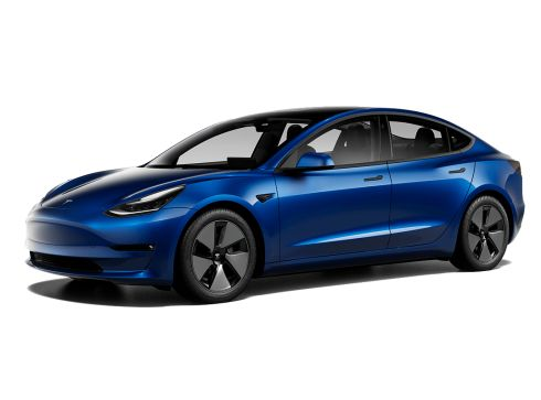 Tesla Model 3 70kWh Long Range Dual Motor AWD - Deep Blue